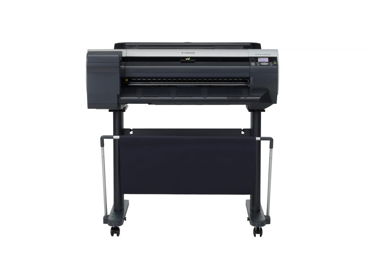 Canon  imagePROGRAF iPF6400SE (24in/610mm) A1 6-colour Large Format Poster Printer