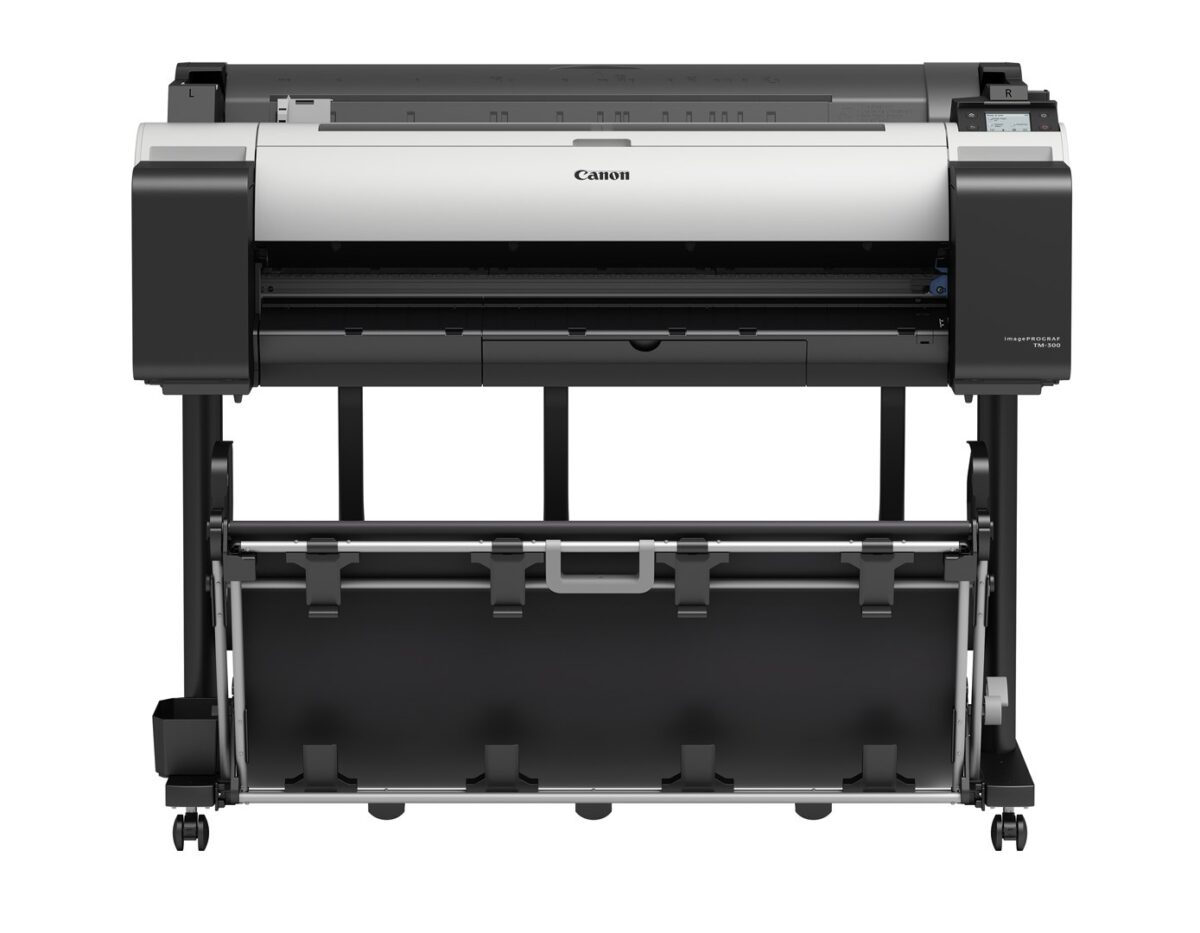 Canon TM-300 (36in/914mm) A0 Large Format Printer