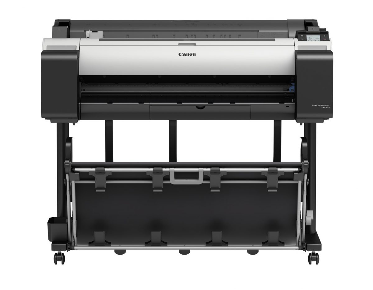 Canon  imagePROGRAF TM-305 (36in/914mm) A0 Large Format Printer