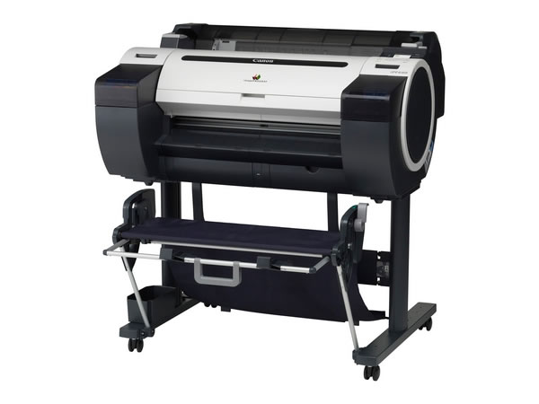 Canon  imagePROGRAF iPF680 24 in/610ml A1 5-colour Large Format Printer