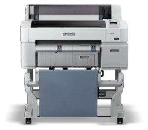 The Epson SureColor SC-T3200 (24in/610mm) A1 Large Format Printer