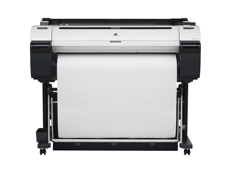 Canon  imagePROGRAF iPF770 (36 inches) 5-colour Large Format Printer