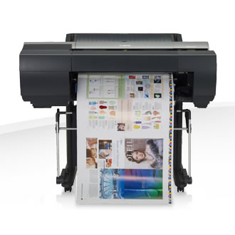Canon  imagePROGRAF iPF6450 24in/610ml A1 12-colour Large Format Printer