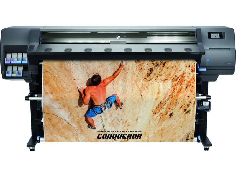 Hp Latex 335 64 Inch 1 63m Large Format Printer Design Supply
