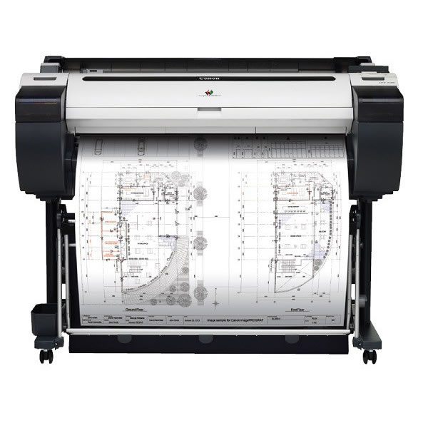 Canon  imagePROGRAF iPF785 (36 inches) 5-colour Large Format Printer