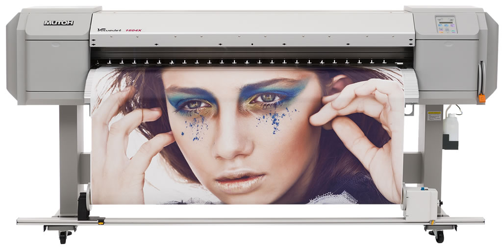 Mutoh  ValueJet VJ-1604X (64 inch) Sign and Display Large Format Printer