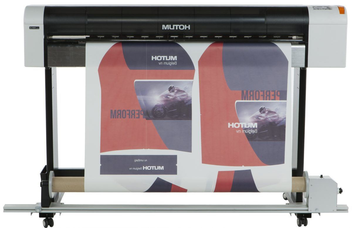 Mutoh DrafStation RJ-900XG (42-inch) Indoor and Digital Transfer Large Format Printer