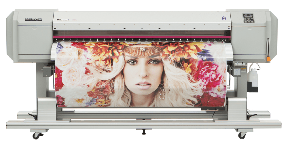 Mutoh  ValueJet 1624X (64 inch) Sign & Display Large Format  Printer