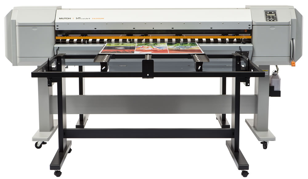 Mutoh ValueJet VJ-1626UH LED UV (64 inch) Large Format Printer