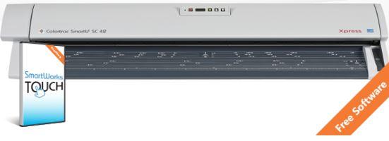 Colortrac SmartLF SC 42 Xpress Large Format Scanner (42 inch)