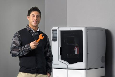 HP DesignJet 3D Eight Colour Printer