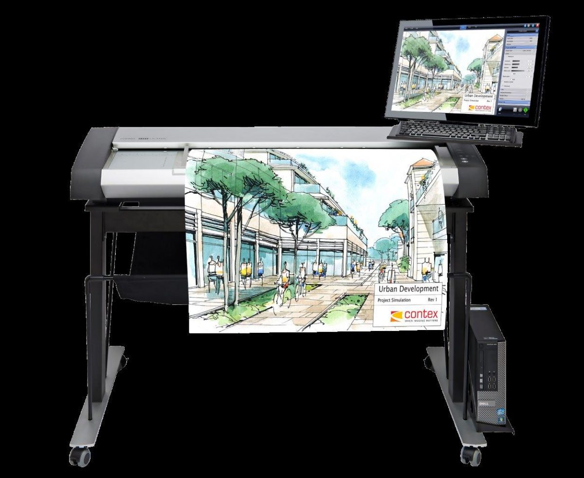 Contex HD Ultra X 42 Large Format Scanner