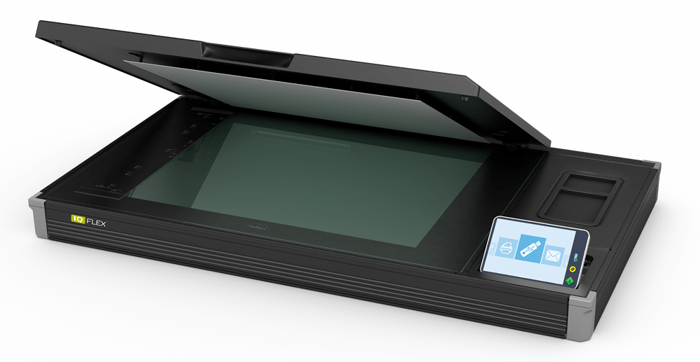 Contex IQ FLEX A2 (17 inch) Large Format Scanner