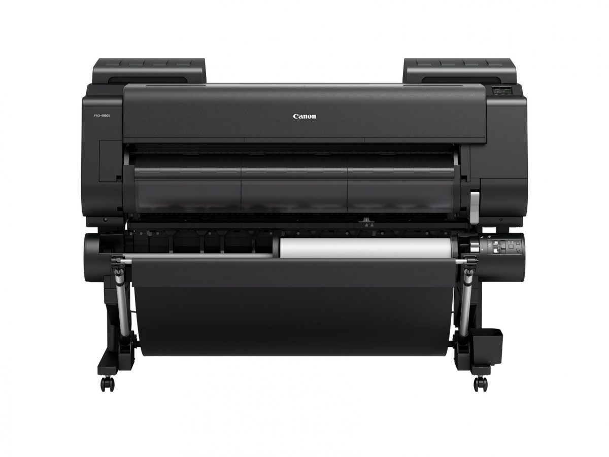 Canon  imagePROGRAF PRO-4000S (44in/1118mm) Large Format Printer