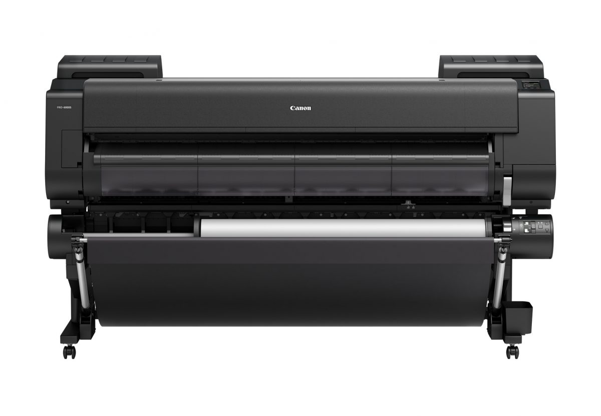 Canon  imagePROGRAF PRO-6000S (60in) 8 colour production Large Format Printer