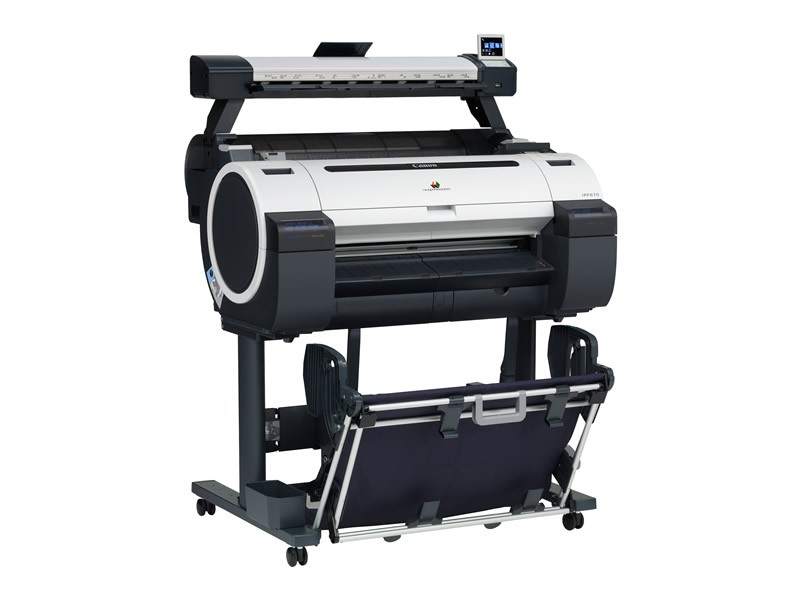 Canon  MFP L24 large format printer scanner