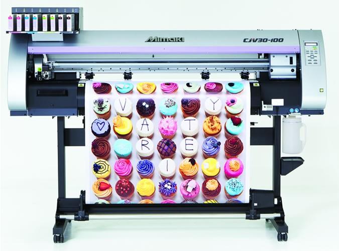 Mimaki CJV300-160 Solvent outdoor large format printer