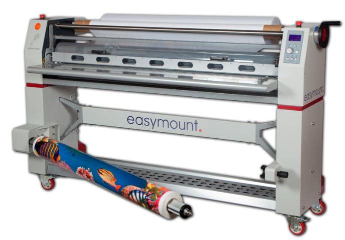 Easymount Double Hot EM-1600SHW Wide Format Laminator