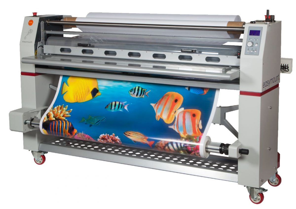 Easymount Air EM-A1600SH Wide Format Laminating & Mounting System