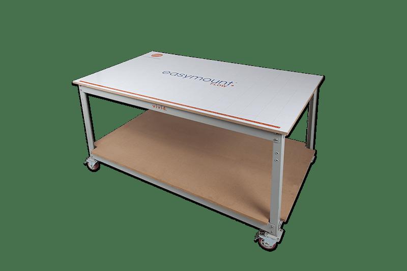 Easymount Flow Wide Format Finishing Table
