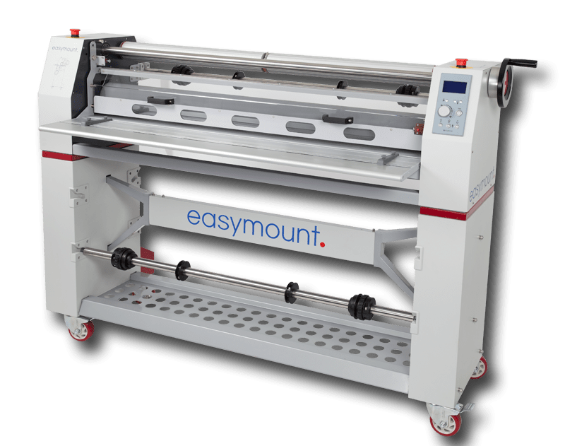 Easymount Single Hot EM-1200SH Wide Format Laminating System