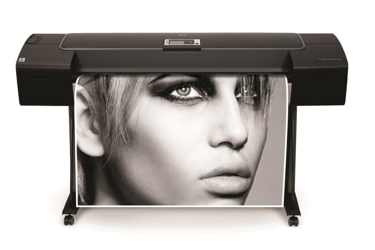 HP DesignJet Z3200 (44 inch/1117mm) B0 Large Format Printer