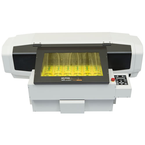 Mutoh ValueJet VJ-426UF Desktop A3+ Flatbed LED UV Printer