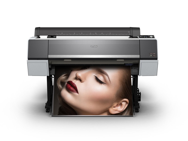 Epson Stylus Pro 9890 (17 inch) A2 Large Format Printer