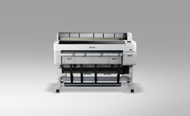 Epson SureColor SC-T7200D PS (44in/1118mm) B0 Large Format Printer