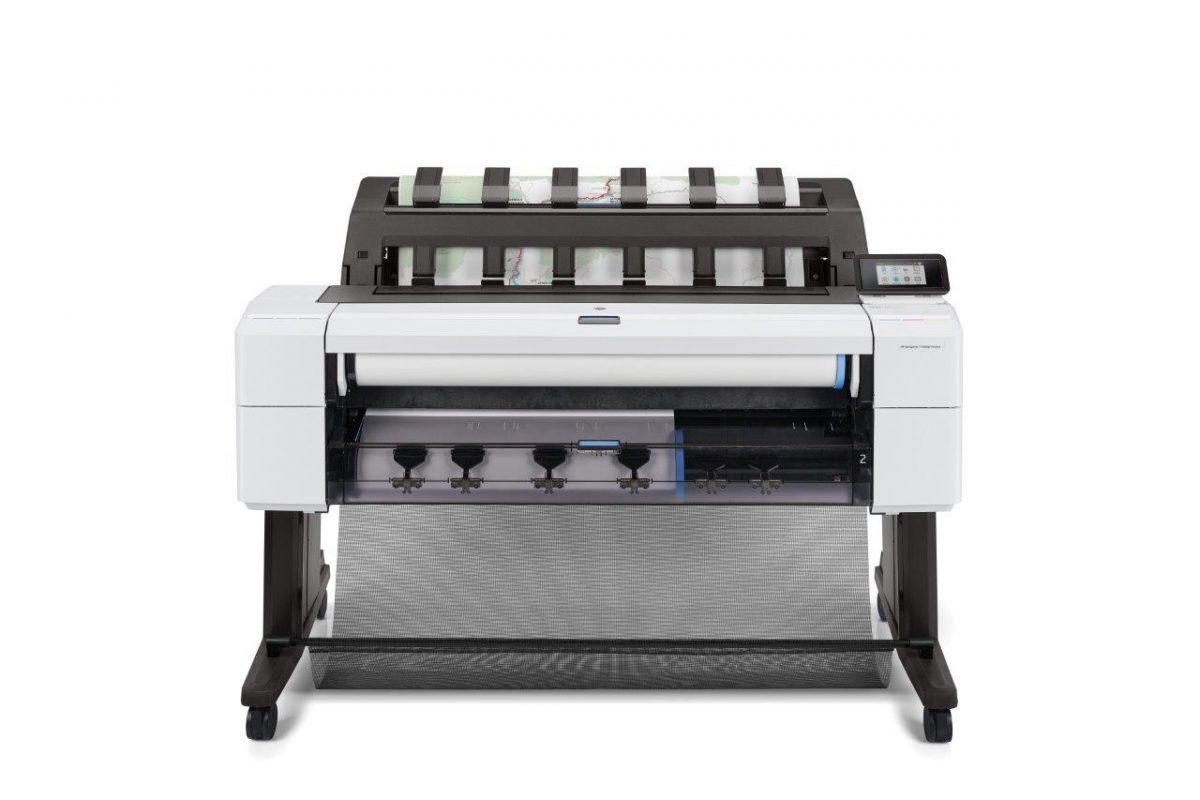 HP DesignJet T1600dr PostScript (914mm/36in) A0 Large Format Printer