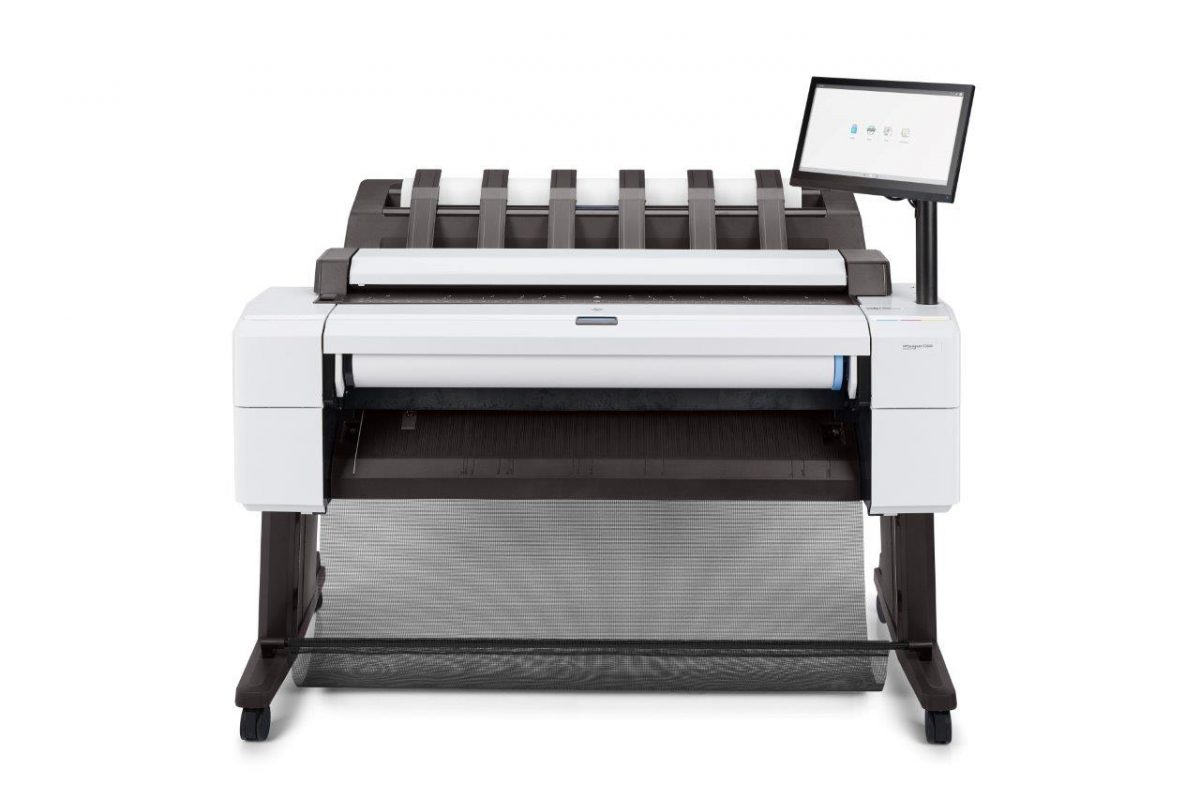 HP DesignJet T2600dr PostScript (914mm/36in) A0 Multifunction Scan and Print