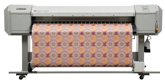 Mutoh  ValueJet VJ-1604WX (64 inch) Indoor and Digital Transfer Large Format Printer