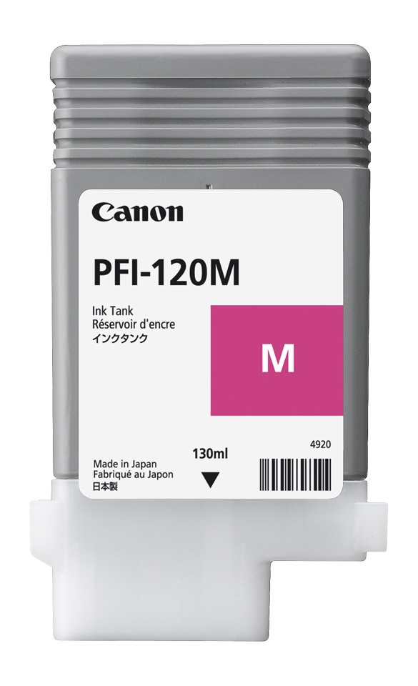 Magenta Ink Tank 130ml – PFI-120(M)