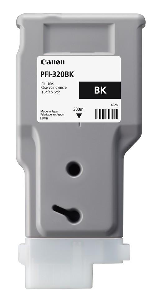 Black Ink Tank 300ml – PFI-320(BK)