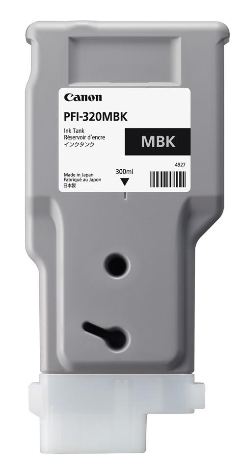 Matte Black Ink Tank 300ml – PFI-320(MBK)