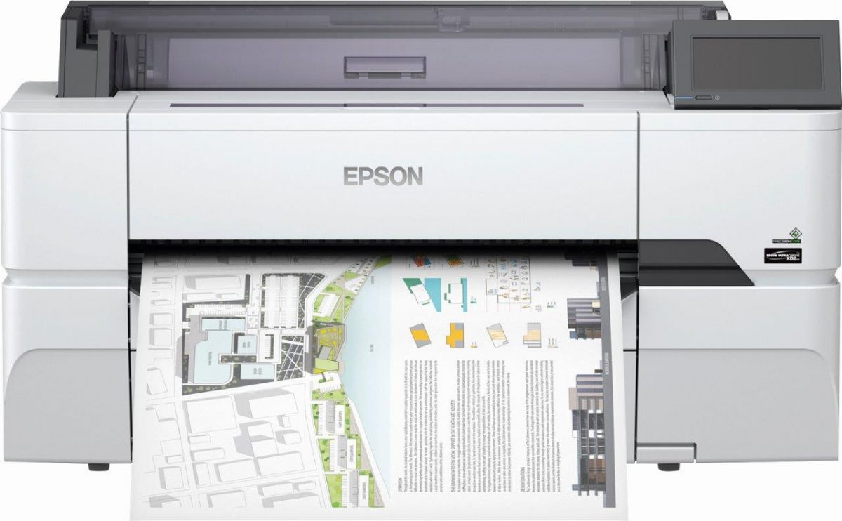 Epson  SureColor SC-T3400N (24in/610mm)A1 Large Format Printer