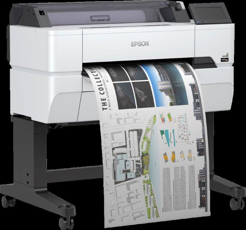 Epson  SureColor SC-T3400 (24in/610mm)A1 Large Format Printer