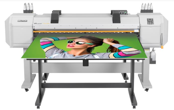 Mutoh ValueJet VJ-1627MH (64 inch) Hot Air Hybrid Large Format Printer