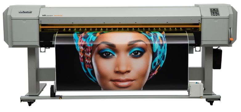 Mutoh ValueJet VJ-1638UR UV LED (64 inch) Roll to Roll Large Format Printer
