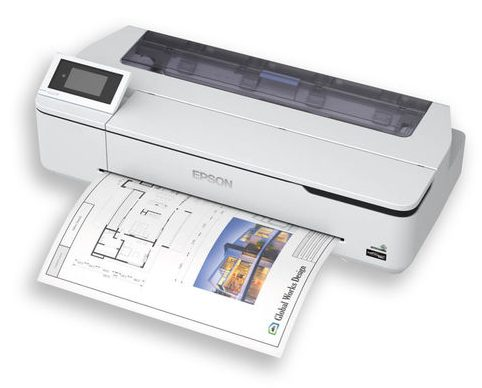 Epson SureColor SC-T2100 A1 Wireless Large Format Printer