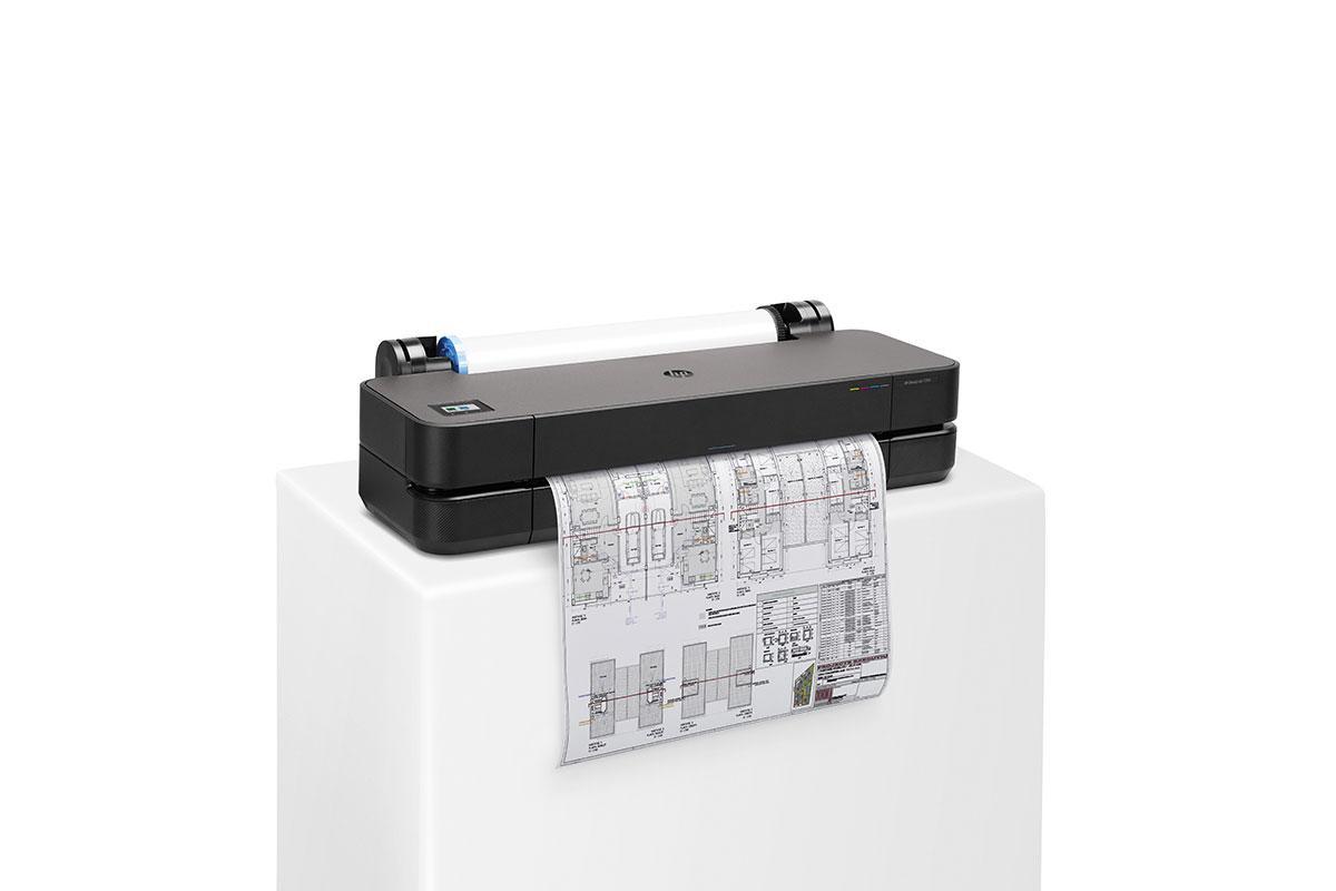 HP DesignJet T230 Large Format A1 Printer