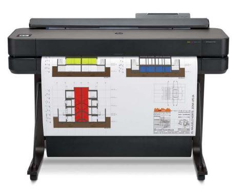 HP DesignJet T650 Large Format A0 Printer