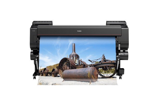 Canon imagePROGRAF PRO-6100 Large Format Printer